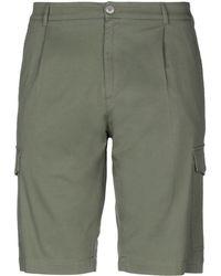 Obvious Basic - Bermuda Shorts - Lyst