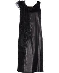 Veronique Branquinho - Knee-length Dress - Lyst