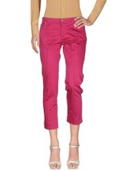Marina Yachting | 3/4-length Trousers | Lyst