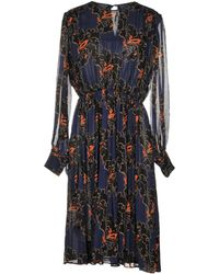 MSGM - Knee-length Dress - Lyst