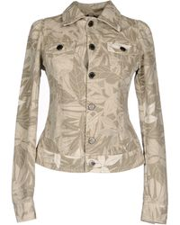 Camouflage AR and J. - Jacket - Lyst