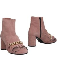 Ottod'Ame - Ankle Boots - Lyst