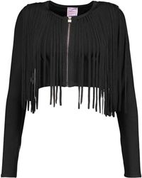 d0e26c483d67 Lyst - Women s Hervé Léger Jackets