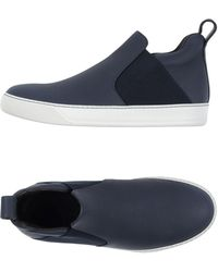 Lanvin - High-tops & Sneakers - Lyst