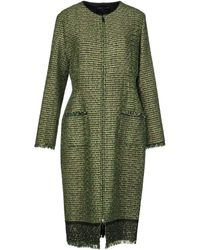 Fontana Couture - Overcoat - Lyst