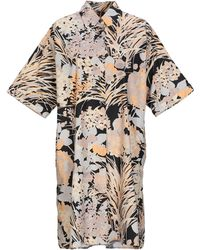 Dries Van Noten - Short Dress - Lyst