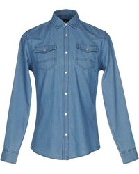 Threadbare | Denim Shirts | Lyst