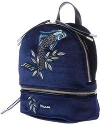 Pollini Backpacks & Fanny Packs - Blue