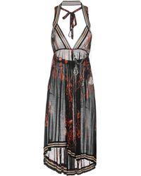 Jean Paul Gaultier - 3/4 Length Dress - Lyst