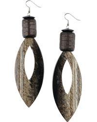 Erika Cavallini Semi Couture - Earrings - Lyst