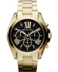 Michael Kors - Wrist Watch - Lyst