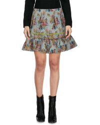 Nolita - Mini Skirts - Lyst
