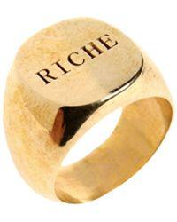 Fallon - Ring - Lyst