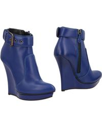 McQ - Ankle Boots - Lyst