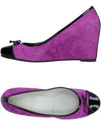 Bally Court - Purple