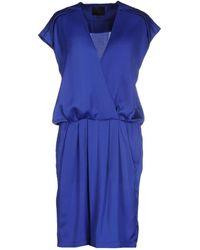 Hotel Particulier - Short Dress - Lyst