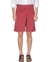Rubinacci - Bermuda Shorts - Lyst