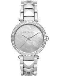Michael Kors - Wrist Watches - Lyst