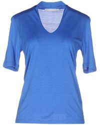 Silk And Cashmere - T-shirt - Lyst