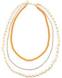 Blumarine - Necklace - Lyst