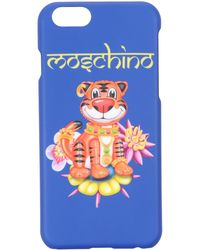 Moschino - Tiger Printed Iphone 6 Cover - Lyst