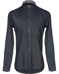 Berna - Denim Shirt - Lyst