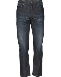 Department 5 - Denim Trousers - Lyst