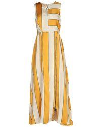 Sportmax - Long Dress - Lyst