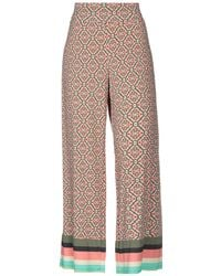 Le Fate - Casual Trousers - Lyst