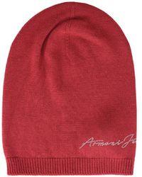 Armani Jeans - Hats - Lyst