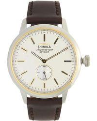 Shinola Armbanduhr