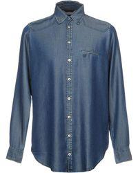 Jeckerson - Denim Shirt - Lyst