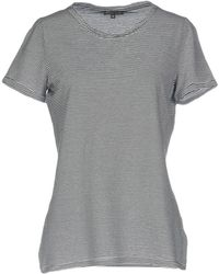 Scaglione - T-shirt - Lyst
