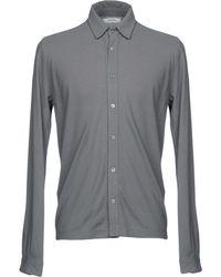 Alpha Studio - Shirt - Lyst