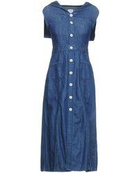 SJYP - 3/4 Length Dress - Lyst
