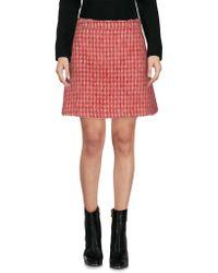 MAX&Co. - Mini Skirt - Lyst