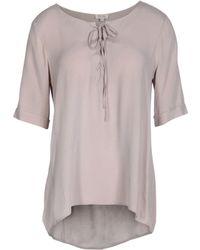 Her Shirt - Blouse - Lyst
