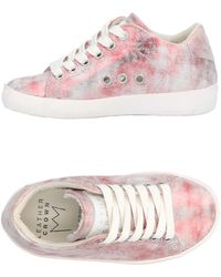 Leather Crown - Low-tops & Sneakers - Lyst