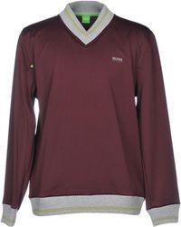 BOSS Green - Sweatshirt - Lyst