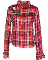 Rene' Derhy - Shirt - Lyst