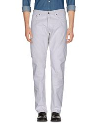 Gilded Age - Casual Trouser - Lyst