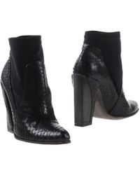 Malloni - Ankle Boots - Lyst