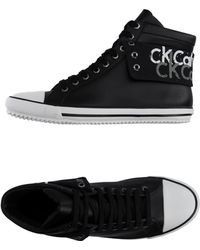 CK Calvin Klein - High-tops & Trainers - Lyst