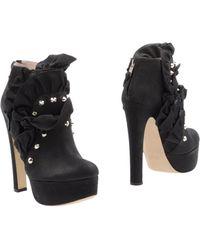 De Siena - Shoe Boots - Lyst