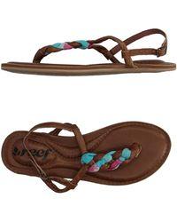 Reef - Thong Sandal - Lyst
