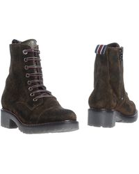 D'Acquasparta - Ankle Boots - Lyst