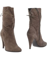 Alluminio - Ankle Boots - Lyst
