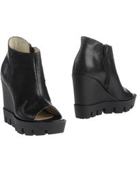 Accademia - Bootie - Lyst