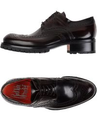 Rodolphe Menudier - Lace-up Shoes - Lyst