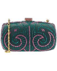 Serpui Handbag - Green